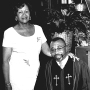 Rev and Mrs McDaniel